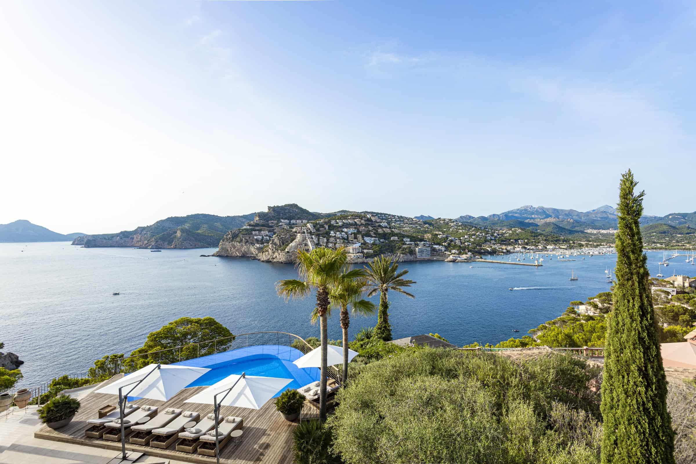 Villa Rental Mallorca - 6 Bedrooms - Balearic Bliss - Villa La Vista - Port Andratx